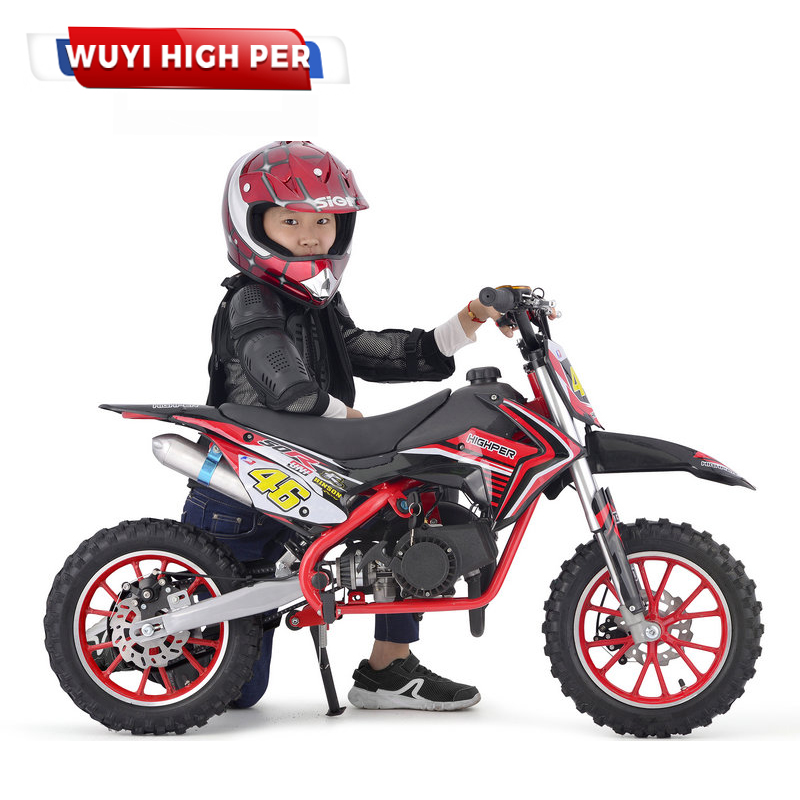 New Design 49cc 2 stroke off road Mini Motorcycle dirt bike for Kids