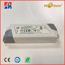 12V 2000mA LED driver ic CV indoor power supply for led panel light