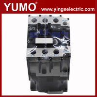 CE certificate CJX2 series 3P 24VDC 230V manufacturer silver alloy electrical contacts copper contactor with auxiliary contacts