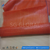 small net raschel mesh bags for vegetables wholesale from China
