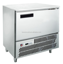 Commercial refrigerator stainless steel Blast chiller and freezer with GN pans