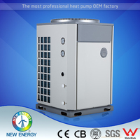 12kw 20kw 30kw 50kw 80kw 100kw ce rohs dc inverter ground source heat pump to water
