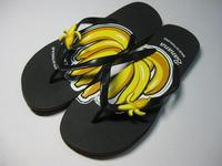 Sell fashion rubber flip flop (lady) made in Thailand