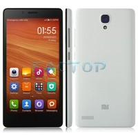 China factory low price android 4.2 quad core redmi note 4 single sim card cellphone