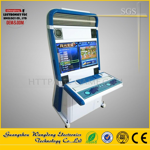 Factory price taito vewlix-l cabinet video game / arcade 5d video game machine, street fighter arcade machine