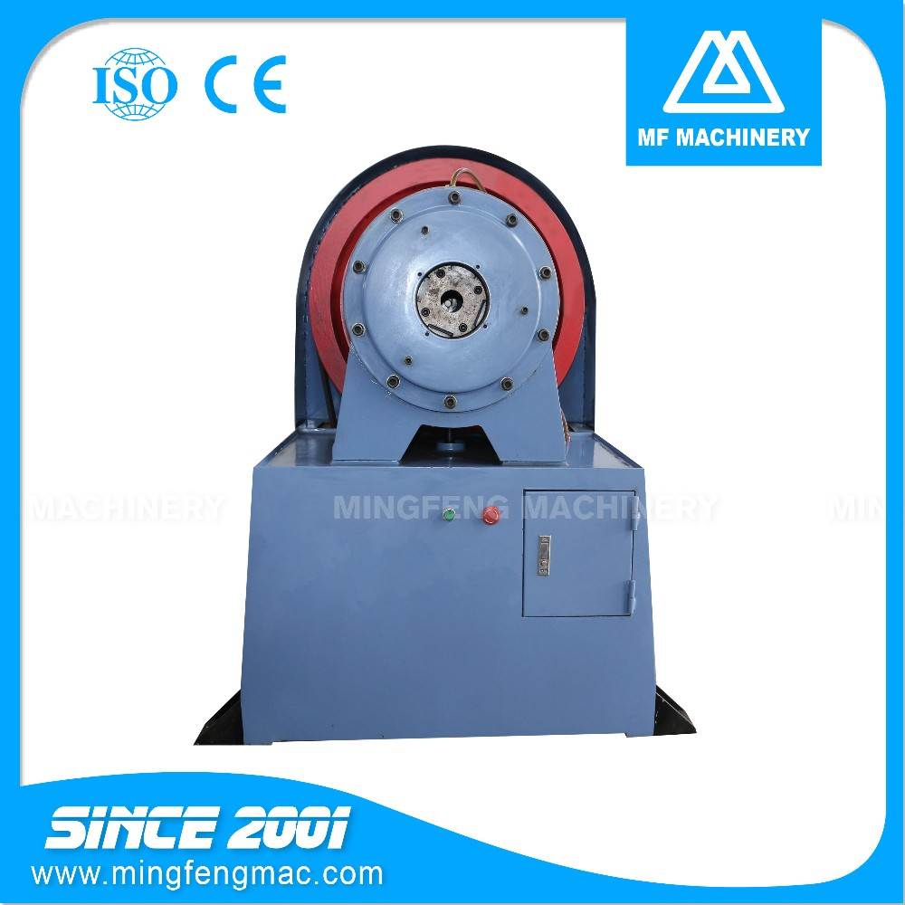 ZS-60 fit for metal furniture Taper Pipe end reducing shaping forming machine