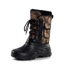 Cool design wholesale cheap winter outdoor camouflage american tactical military boot