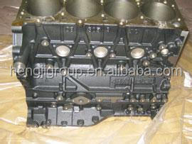 genuine ISUZU 4HK1 engine cylinder block with cpmpetitive price