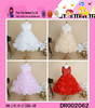 Lovely Flower Baby Girls Party Wear Dress Birthday Baby Girls Party Wear Dress