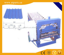 Atparts galvanized roofing sheet roll forming machine with high quality