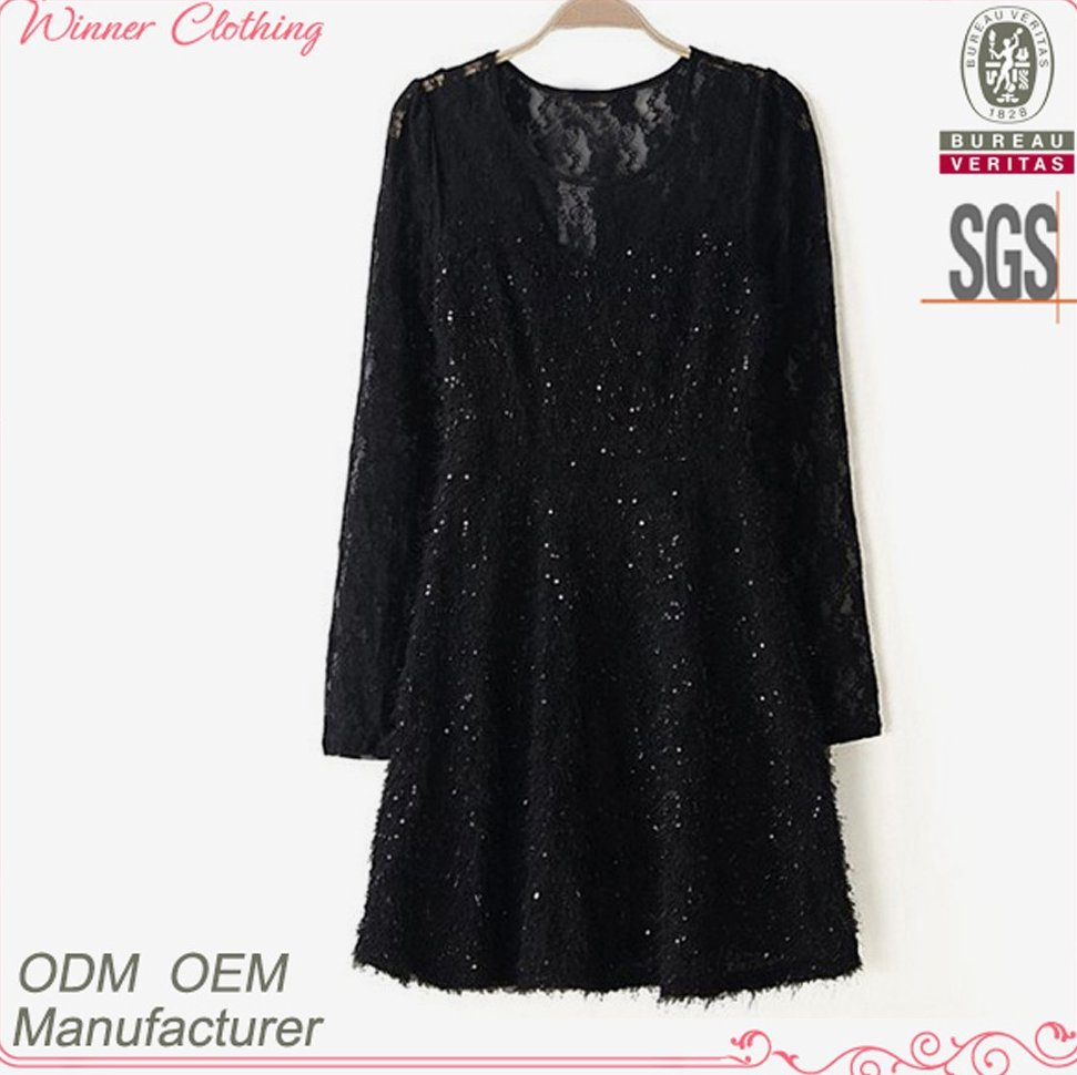good quality hot selling h-line black lace overall wholesale gothic clothing