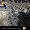 High Quality Carbon Welded Steel Tube Oil Coated Black Seamless Steel Pipe
