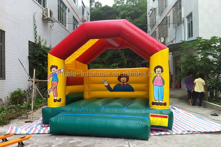 commercial bouncing castle/Cheap inflatable bouncers for sale/adult bounce house