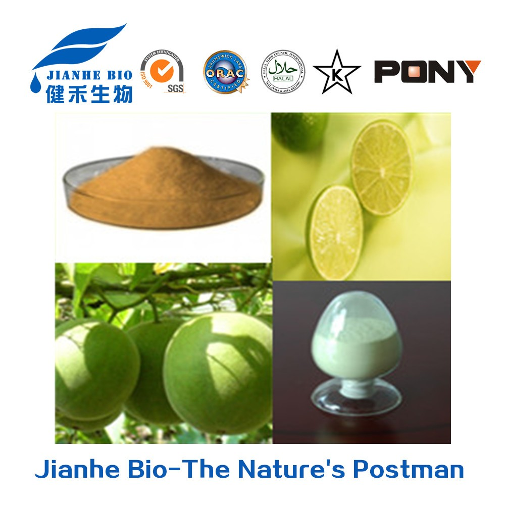 Constipation treating High quality Citrus Aurantium Extract powder/natural and pure Synephrine 6% 30% as Laxative