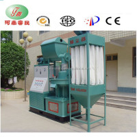 Ring Die Biomass fuel wood pellet hammer mill