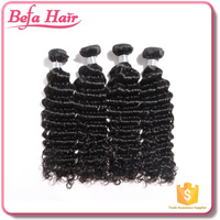 New Fashion hot selling remy Indian curly human hair