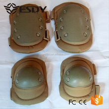 tacical military Flexible safety protection knee and elbow pads running