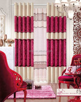 2013 new design window curtain models