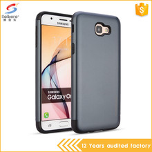 Newest arrival tpu pc bumper case cover for samsung galaxy j7