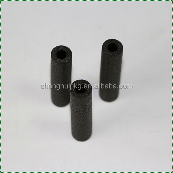 Customized low density epe foam materials protective flexible foam tubing