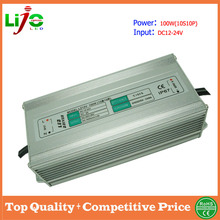 dc 3000ma water proof 24v 100w led driver