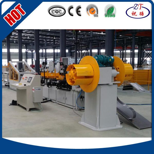 Silicon Steel PLC Cross-cutting Machine