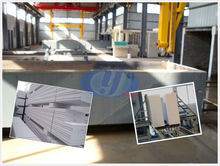 2013 New Type AAC Concrete Production Line, Lightweight Block Plant German Technology in Shanghai