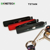 2014 wholesale ecig dry herb vapor titan Manual E Cigarette Ego-W