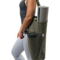 Yoga Mat Bag By Longland The