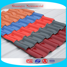 Spanish Synthetic Resin Roof Tile/Spanish Style Roof Tile