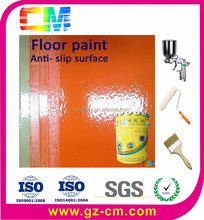 High Performance Liquid Epoxy Resin car parking Flooring Paint