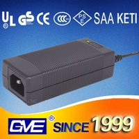 Directly selling 96W Plastic laptop computers adaptor 32v 3a 230V-50Hz with CE UL SAA Certificate