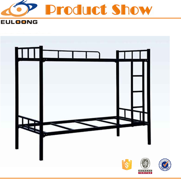 On Alibaba continuous 6 years gold supplier direct sale durable military bunk <strong>bed</strong>