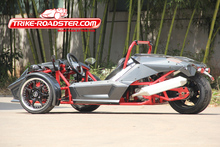 Trike Roadster 3 wheel Racing Quad 250cc Water Cooled engine Auto or Manual Clutch