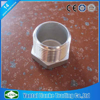 150lbs 304 stainless steel NPT Hex head pipe thread plug made in china