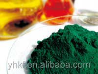 chrome oxide green reagent of other chromium compounds.