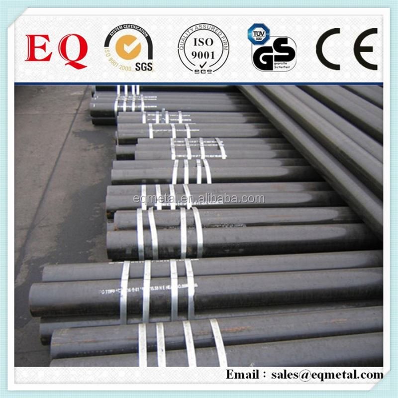 Epoxy coated cast iron pipe 2 inch steel pipe