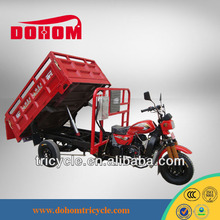 Hydraulic Tip / Dump Hopper Gearbox Tricycle
