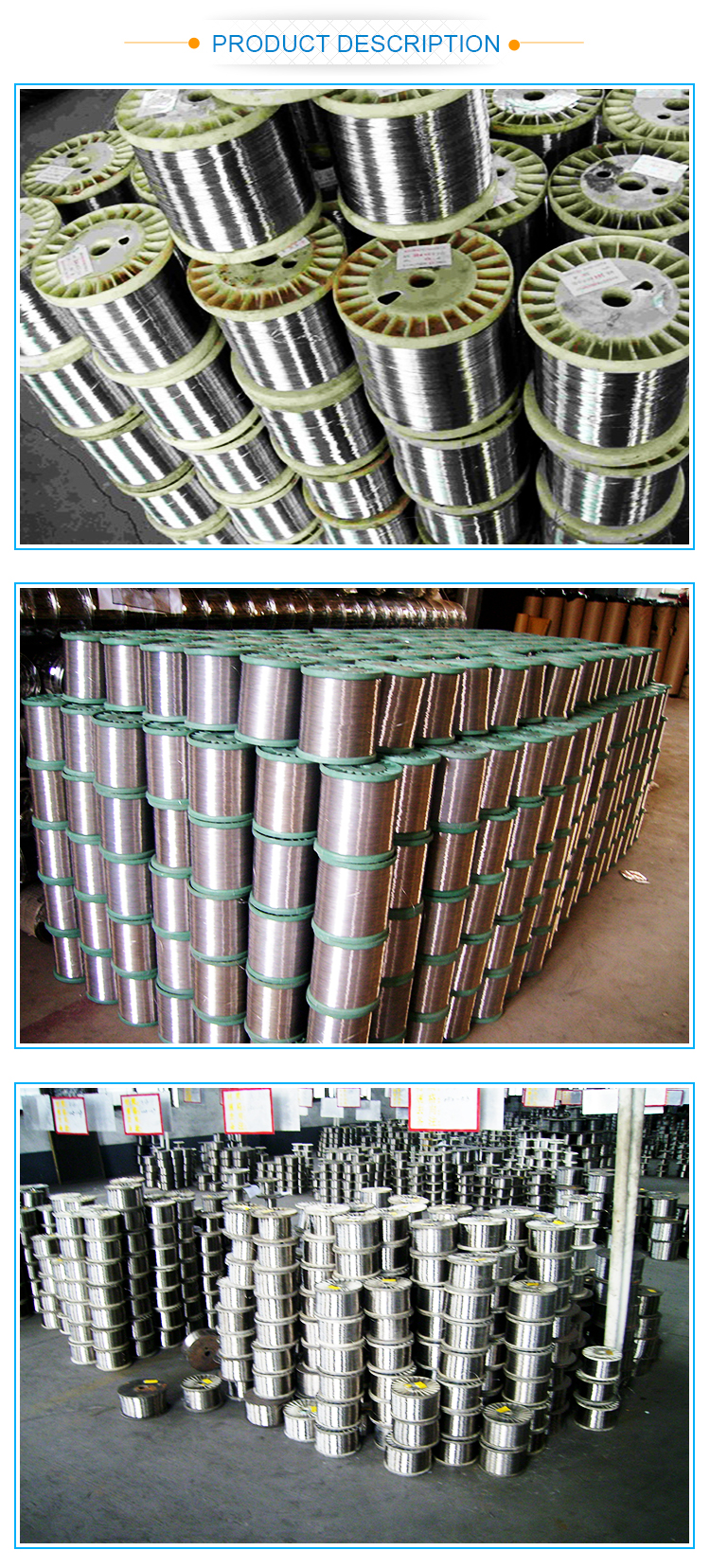 40 mesh 430 316 thin stainless steel wire mesh