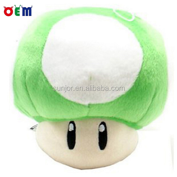 Plush Vegetable and Fruits Toys Mushroom Plush Toy for Babies