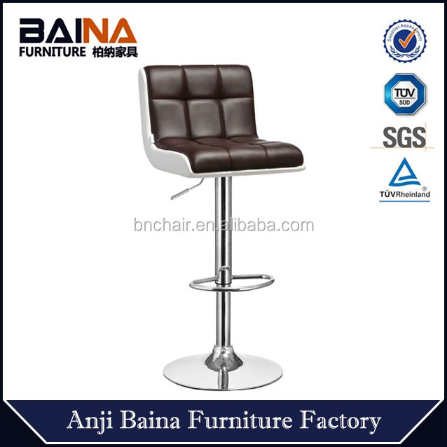 bar stool with footrest