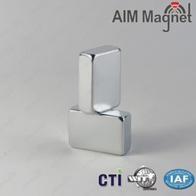Zinc plating block N52 strong magnet