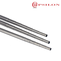 Custom aluminum telescopic handle luggage