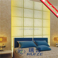 outdoor 3d bamboo wall panel