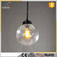 Modern Led Clear Light Round Chandeliers Model A001