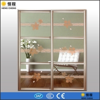 Bedroom standard glass interior door dimensions