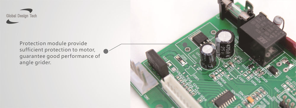 Brushless Intelligent Motor Controller For 360w Angle