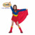 Supergirl costume (16-145C) super girl costume with ARTPRO brand