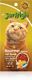 Jerhigh Premium Cat Snack Gourmet