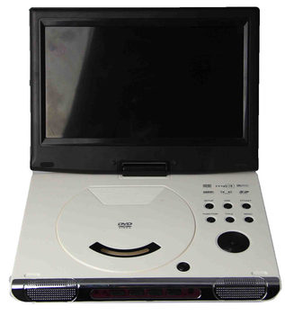 FJD-139B 10.1 Inch portable dvd player with high quality
